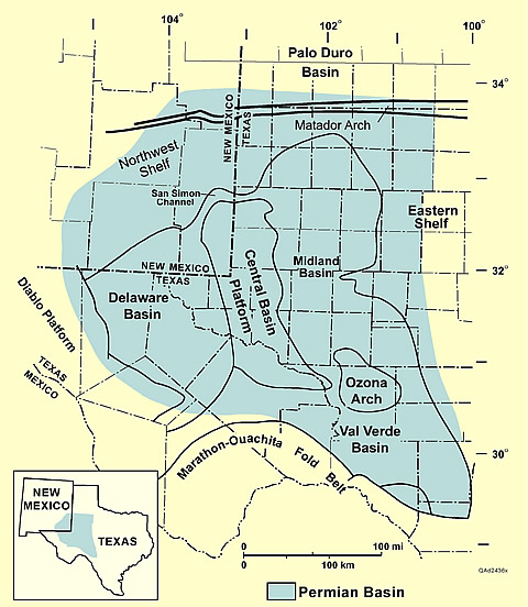 The Permian Basin