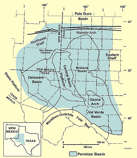 The Permian Basin